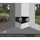 Arzator Nila Corner 700/700/500